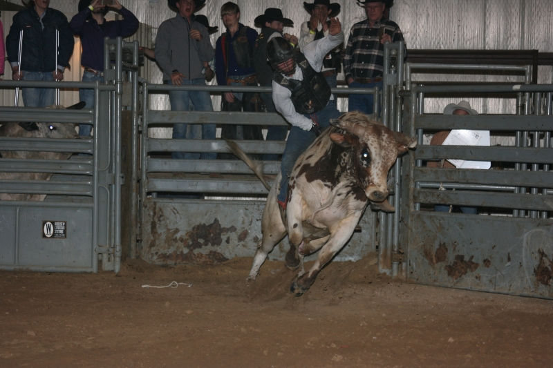 Dylan Scott & Bull Riding 060