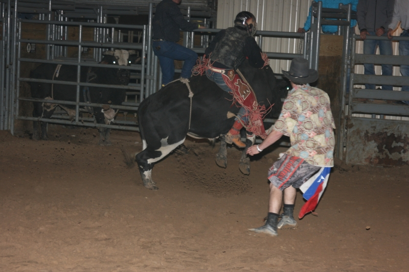 Dylan Scott & Bull Riding 076