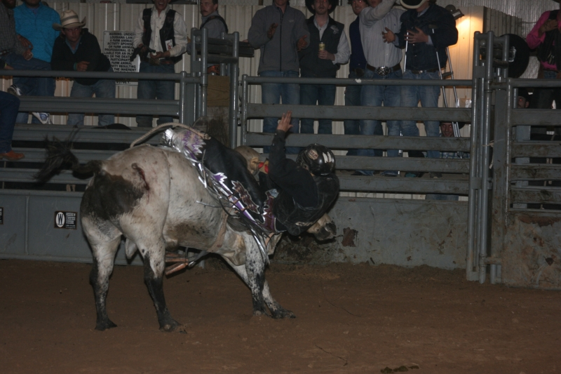 Dylan Scott & Bull Riding 079