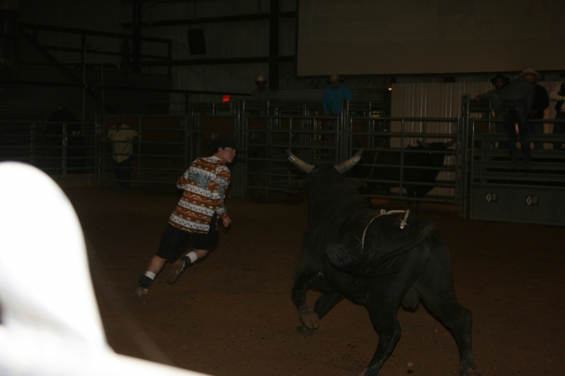 Dylan Scott & Bull Riding 082