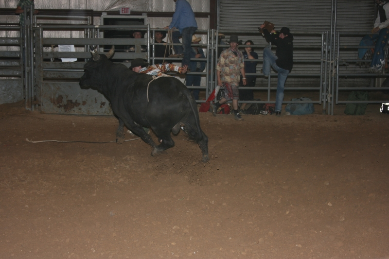 Dylan Scott & Bull Riding 083