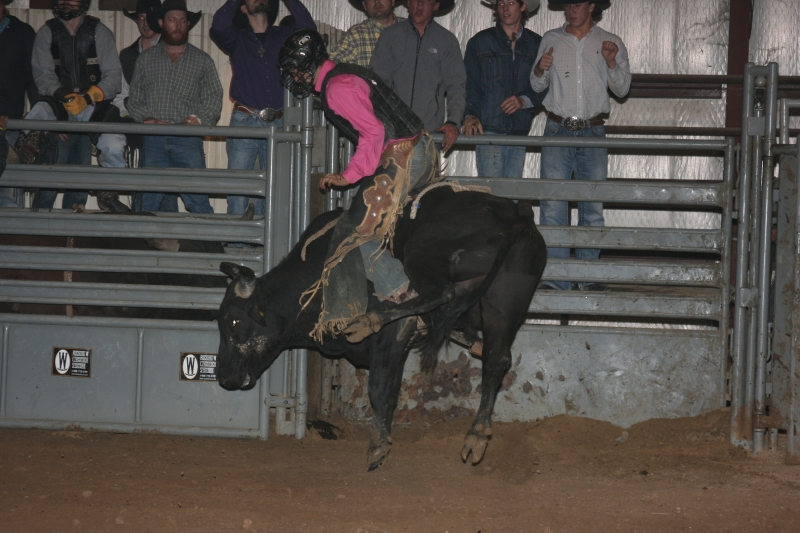 Dylan Scott & Bull Riding 085