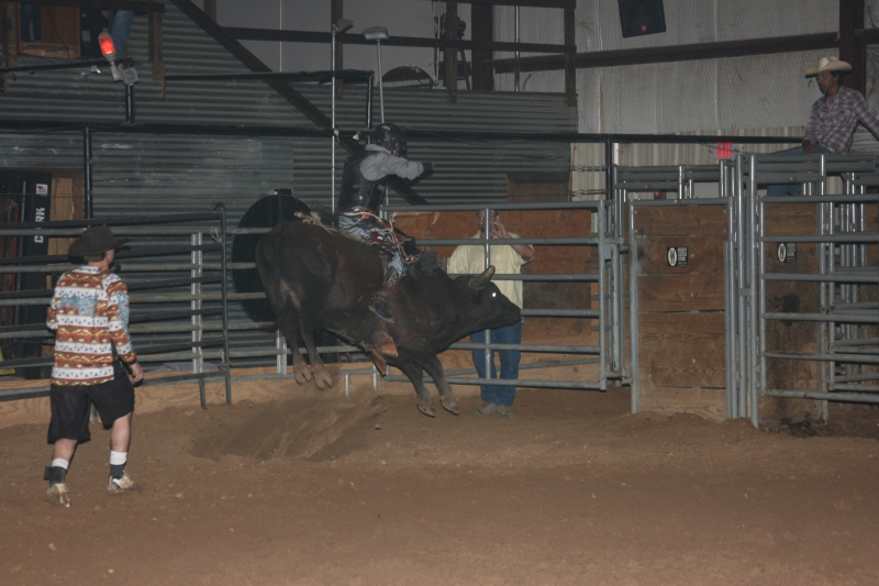 Dylan Scott & Bull Riding 089