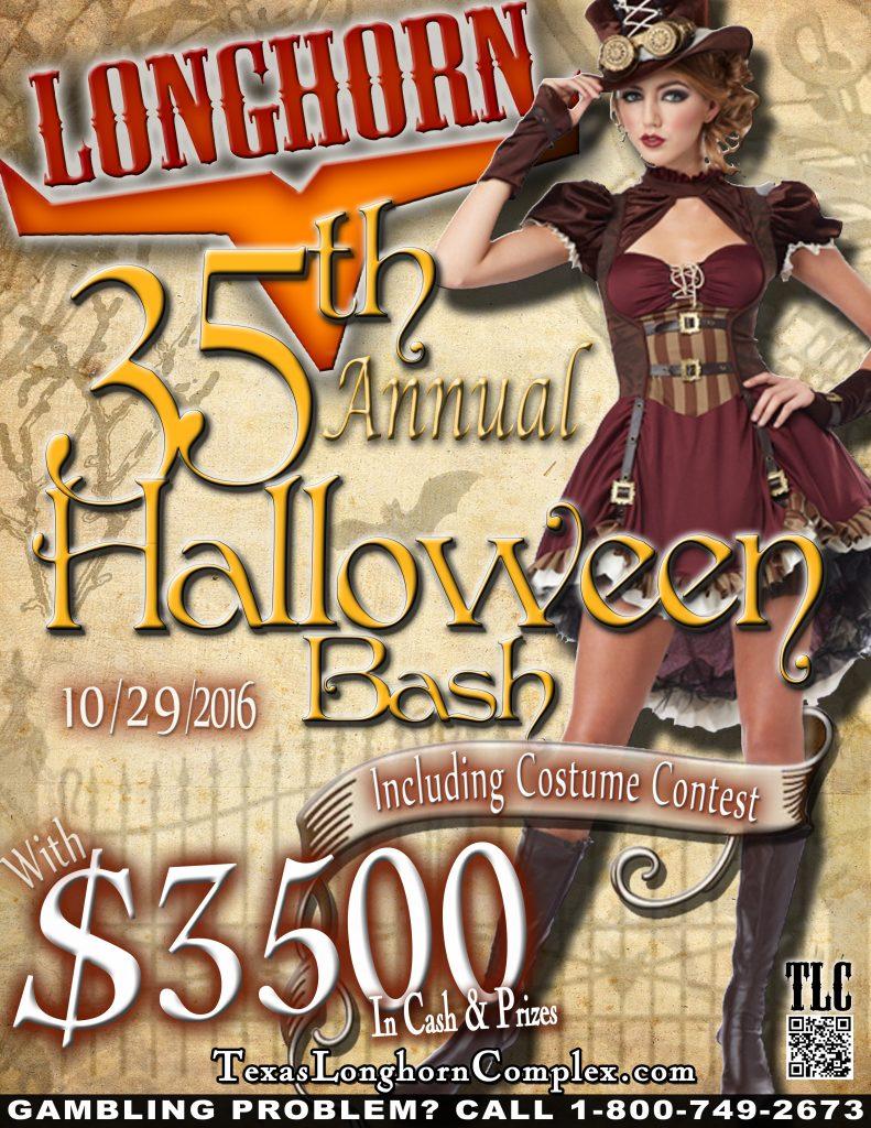 35th Annual Halloween Bash